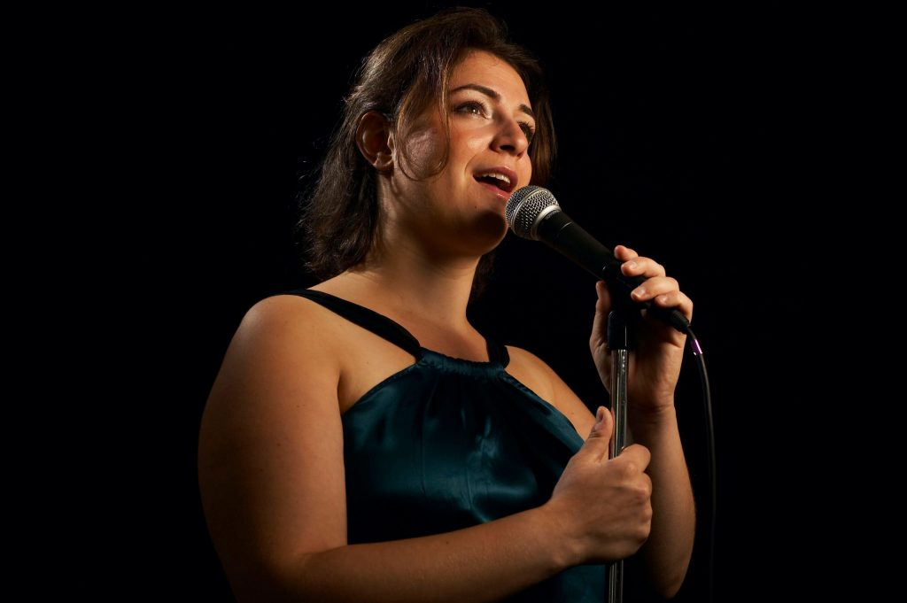 Rebecca Schwarz Singing Teacher