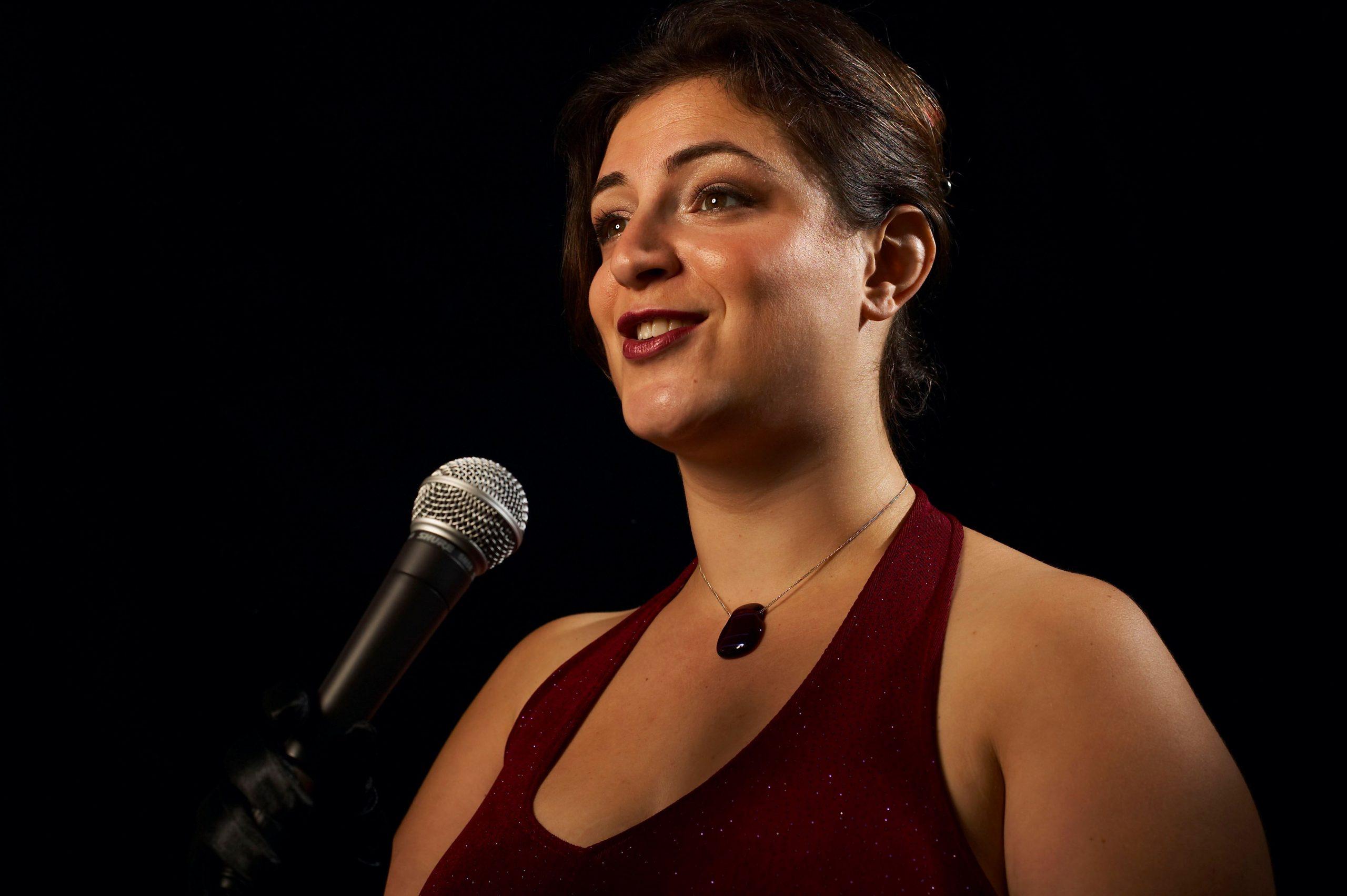 Rebecca Schwarz Vocal Coach - Birmingham and Online